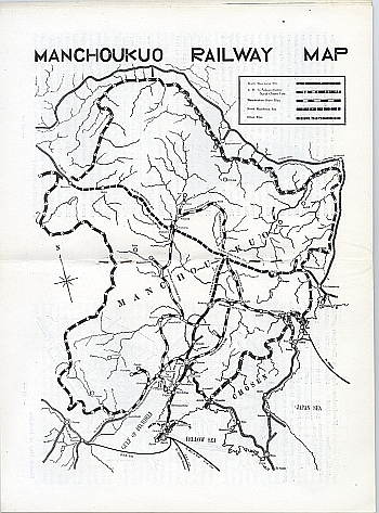 Guide to Manchoukuo, 1934 from the South Manchuria Railway