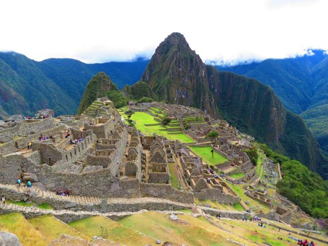 Machu Picchu in Cusco Peru