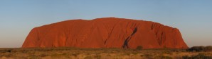 Ayers Rock/Uluru, Australia's most recognizable natural landmark, was the first Northern Teritory landmark to be renamed under the duel-naming policy.