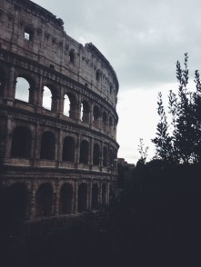Rome in Christmas