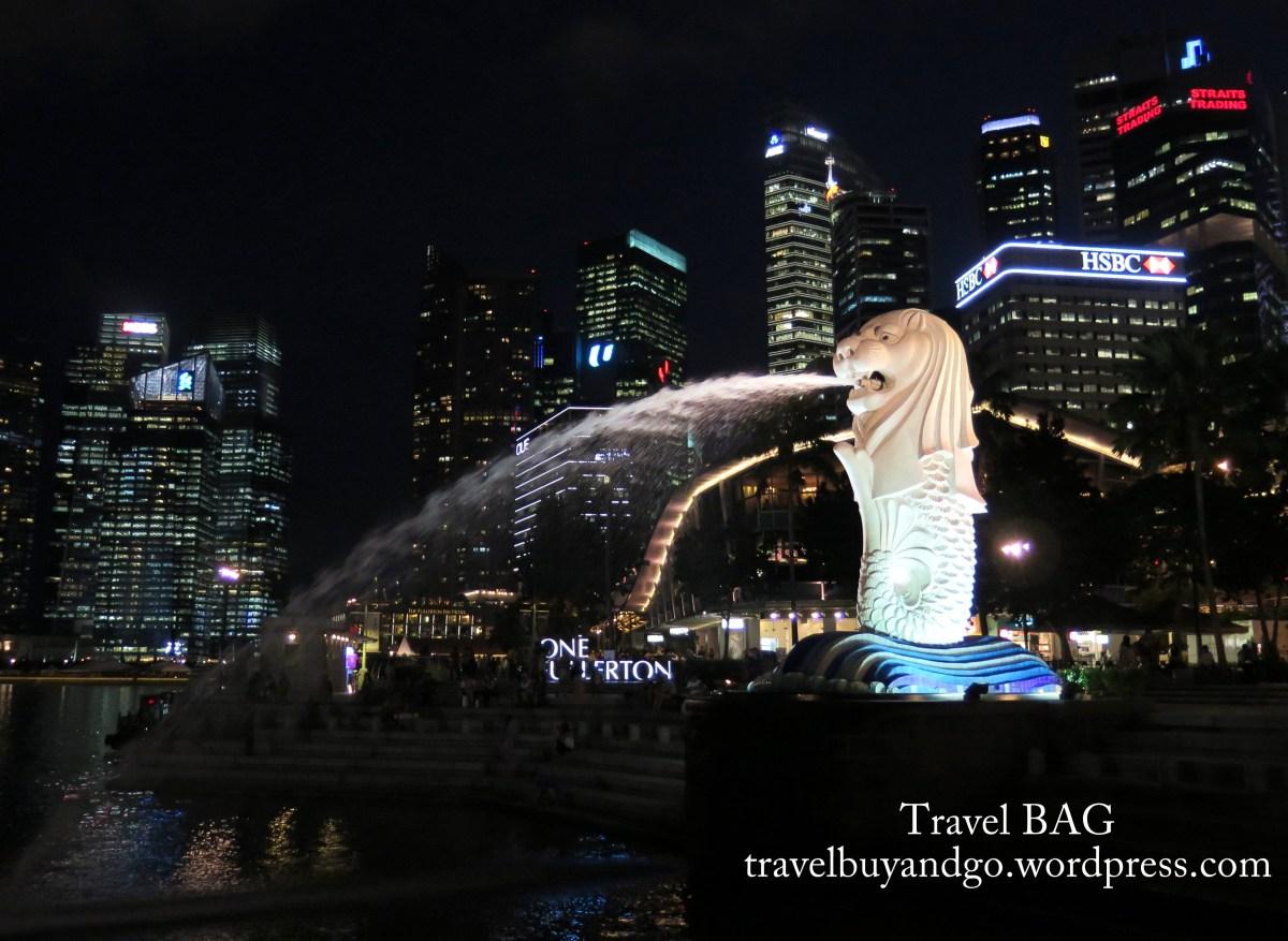 Travel BAG 當地人帶隊 新加坡3日2夜行程