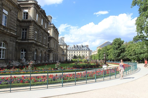 Paris 2013 Day 5 Saint-sulpice Luxembourg Garden Travel Anna