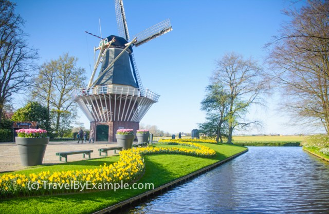 Holland in spring