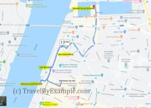 TravelByExample - Antwerp walk 3