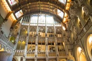 Inside the Castle De Haar