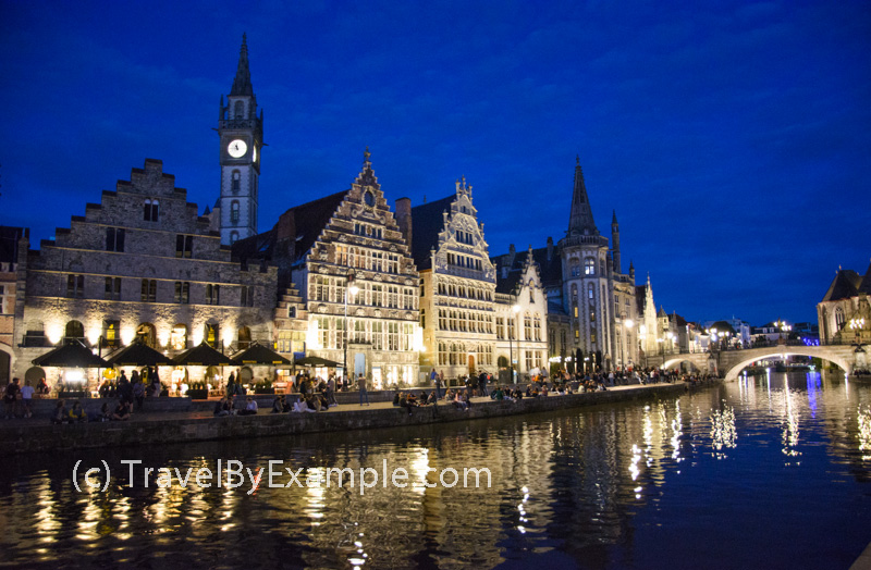 Travel by Example - Ghent, Belgium