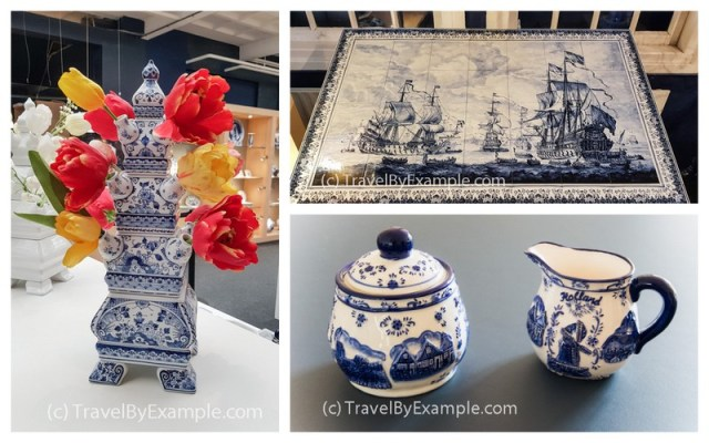 Travel by Example - Delftware