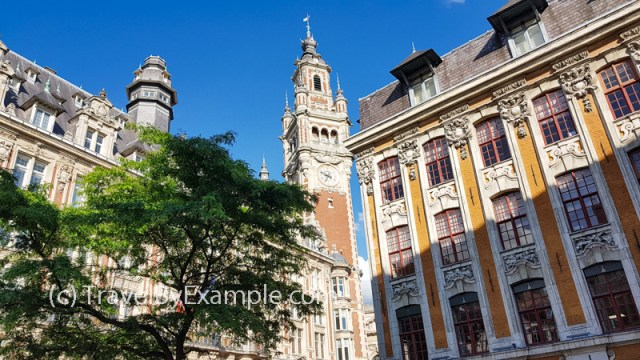 What to see in Lille in a day - Le Vieux Lille