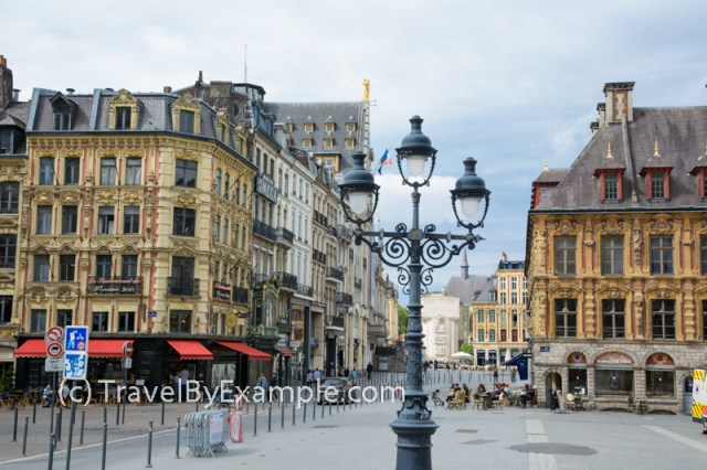 Travel by Example - Lille, France
