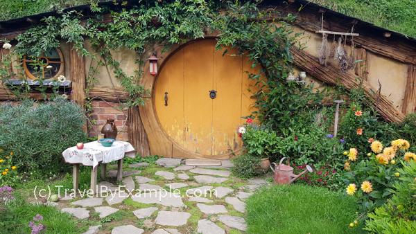 Travel by Example - Visiting Hobbiton