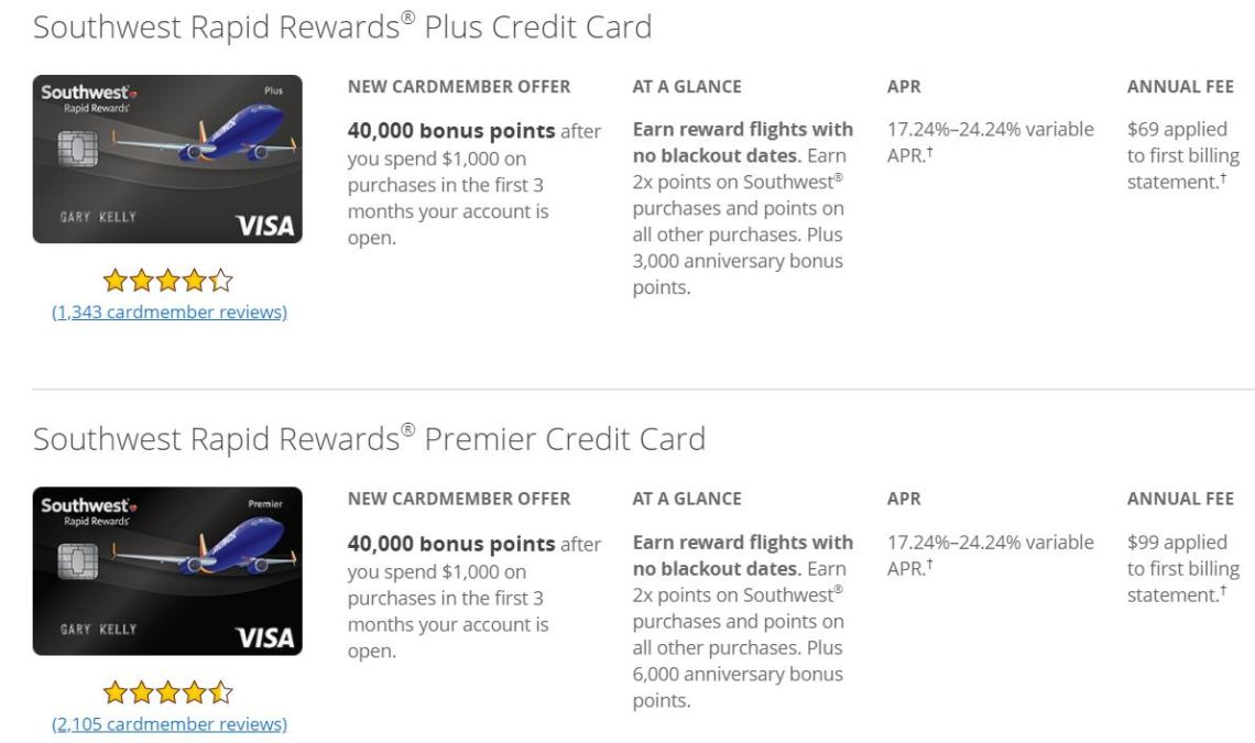 Chase southwest business card bonus back up to 60000 points they often go up to 50000 point bonuses and like the business card even 60000 getting the business and one of the personals chase just limited us to colourmoves