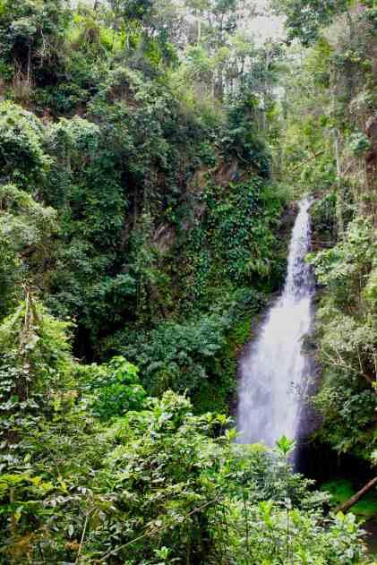 Gbadzeme Falls