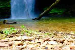Gbadzeme Wasserfall