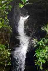 Waterfall near Gbadzeme