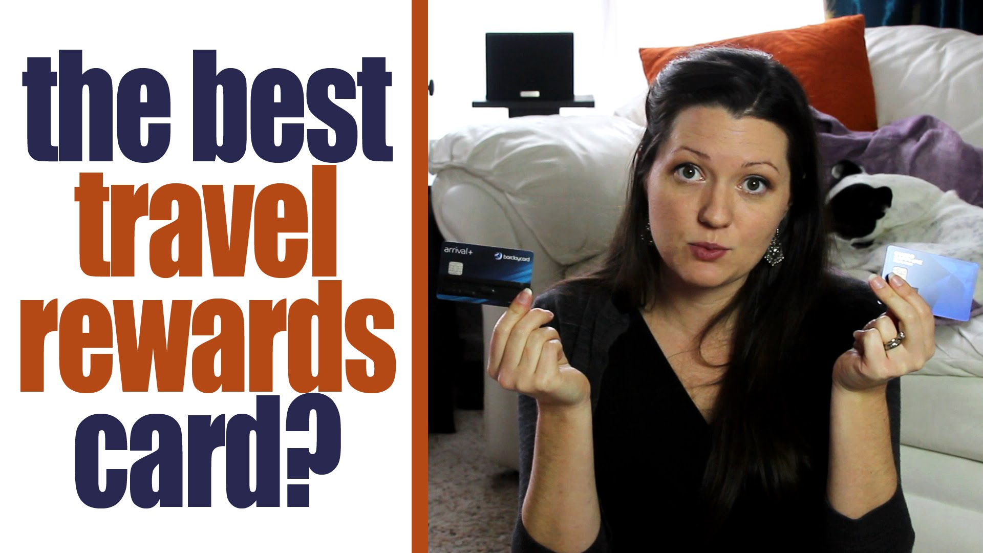 What's the Best Travel Rewards Credit Card?