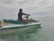 Ride @ Santiago Bay