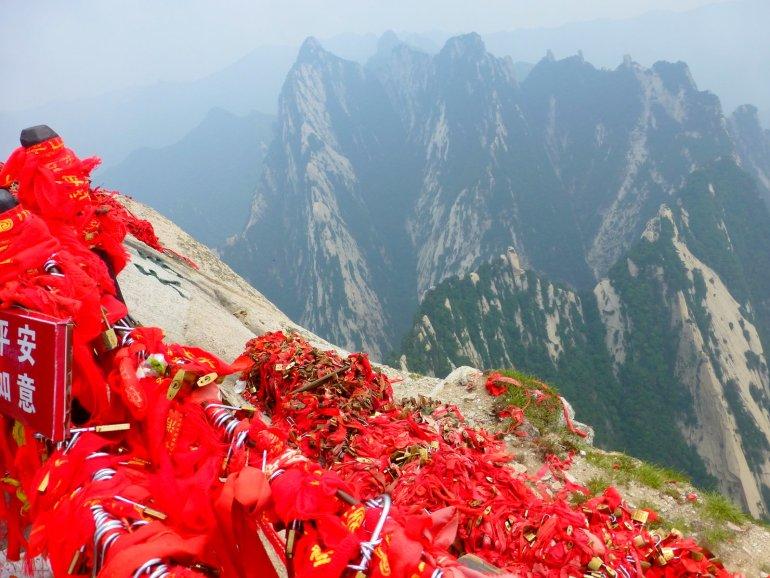 הנוף האגדי של חואה שאן (צילום: שלי ברנשטיין)