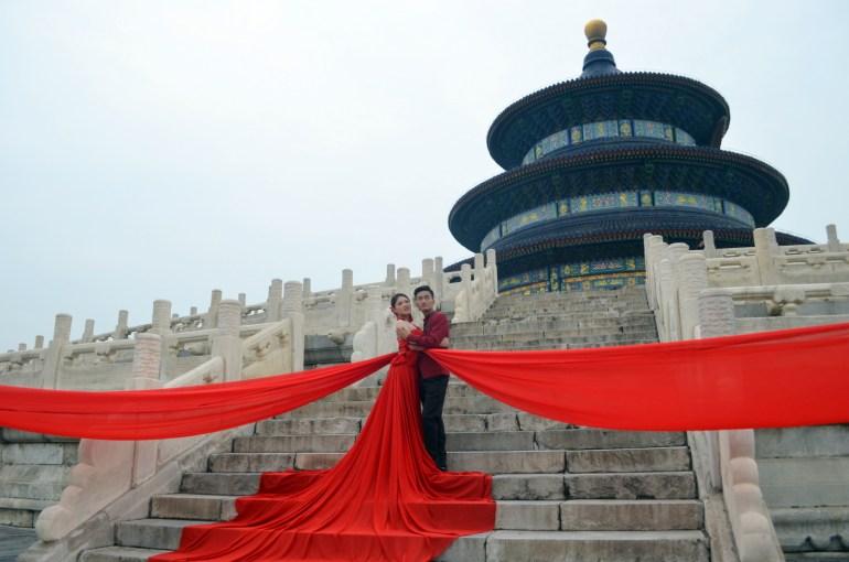מקדש השמיים - אתר פופולארי גם לצילומי חתונה (צילום: נוגה פייגה)