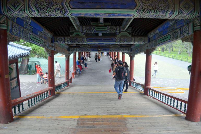 המסדרון הארוך (צילום: נוגה פייגה)
