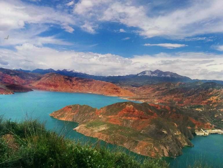 האגמים של פארק קאנבולה (צילום: גיא להב)