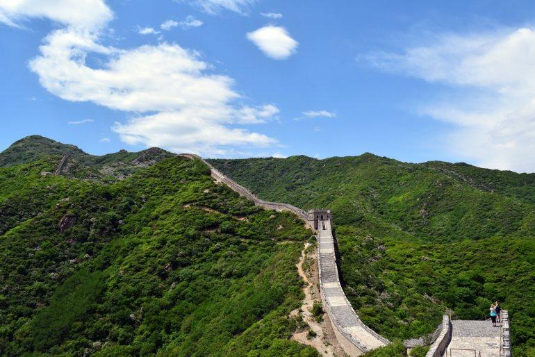 החומה הגדולה (צילום: טל ניצן)
