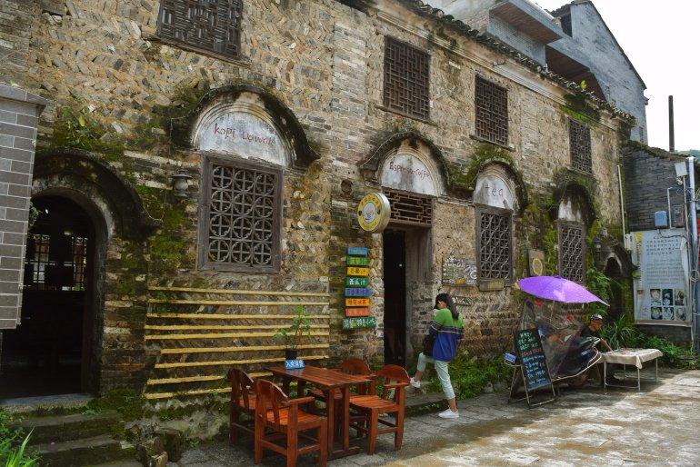 בניין ספק-עתיק בעיר העתיקה (צילום: טל ניצן)