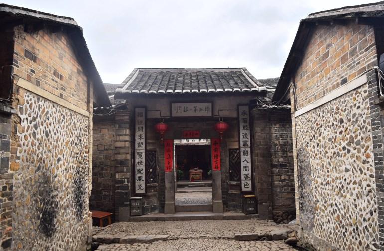 מרכז הטולואו הוא מרכז החיים המשותפים (צילום: טל ניצן)
