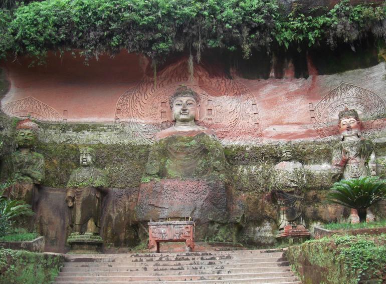 פארק הבודהה האוריינטלי (צילום: נוגה פייגה)