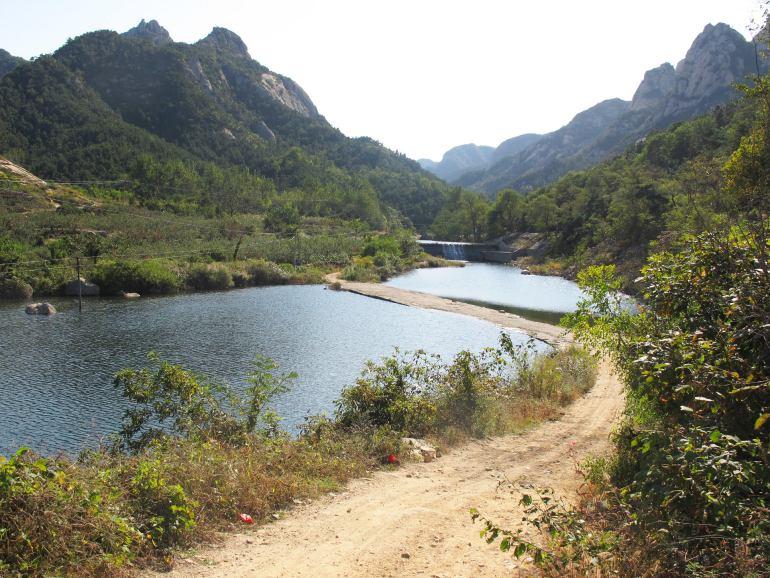ריצה לאורך הנהר (צילום: אמיתי קרני)