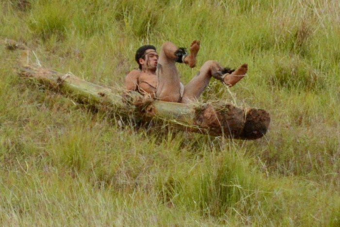 Activité typique du Tapati festival Ile de Paques