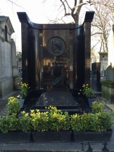 Tomb of composer Hector Berlioz