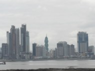 Skyline from the Causeway