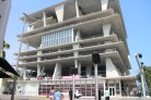 The Lincoln Road parking garage