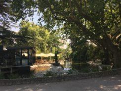 Rocher des Doms gardens