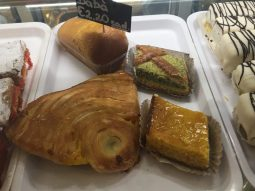 More cakes at the pasticceria