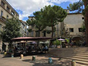 Place Saint Roch, Montpellier