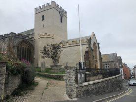St Michael the Archangel, Lyme Regis