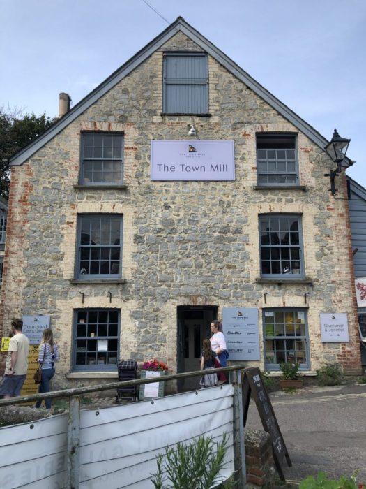 Town Mill, Lyme Regis