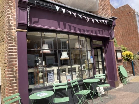 Little Harriette's tea room, Deal