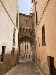 Porta de l'Almudaina, Palma