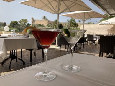 Cocktails at Ca'n Eduardo