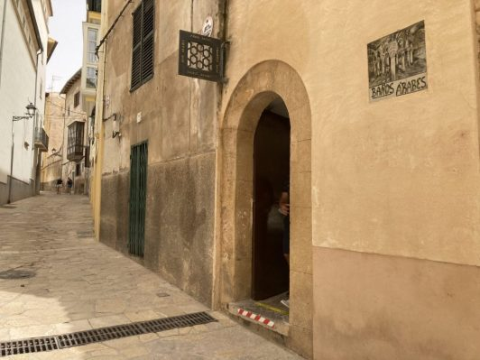 Banos Arabes, Palma