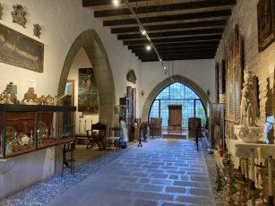 Sant Jaume museum, Alcudia