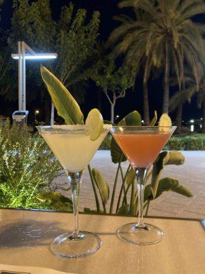 Cocktails at Miramar