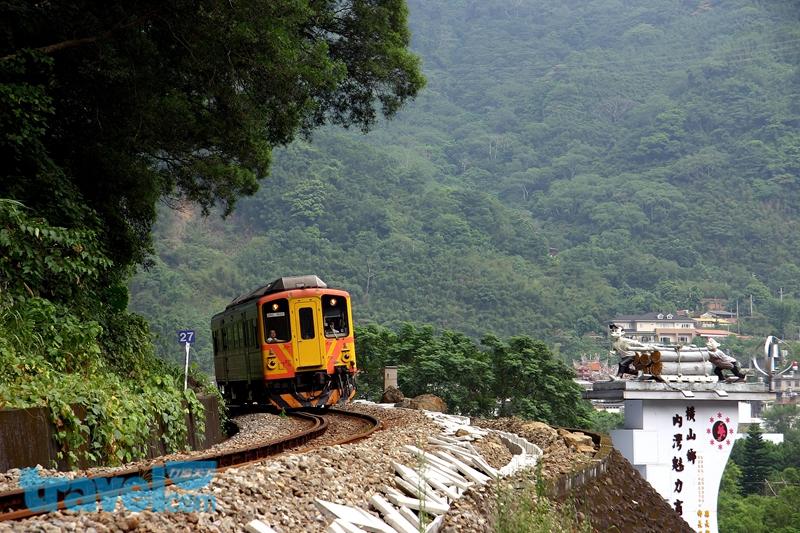 新竹 跳上動漫列車遊山城