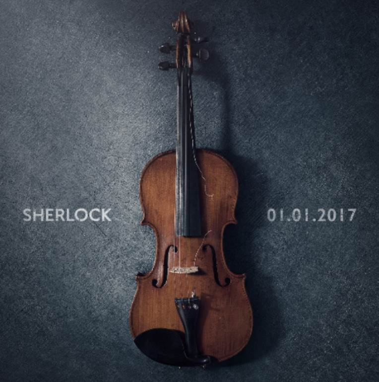 英國倫敦 221B Baker St. & 新世紀福爾摩斯第四季即將上映