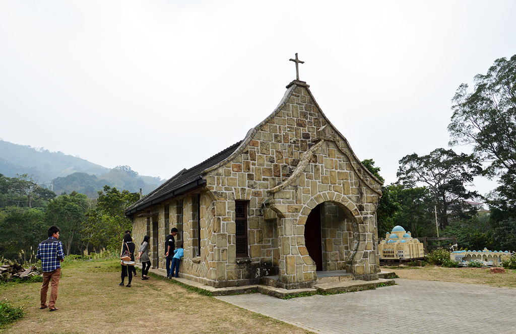 通往天堂的鑰匙:基國派老教堂