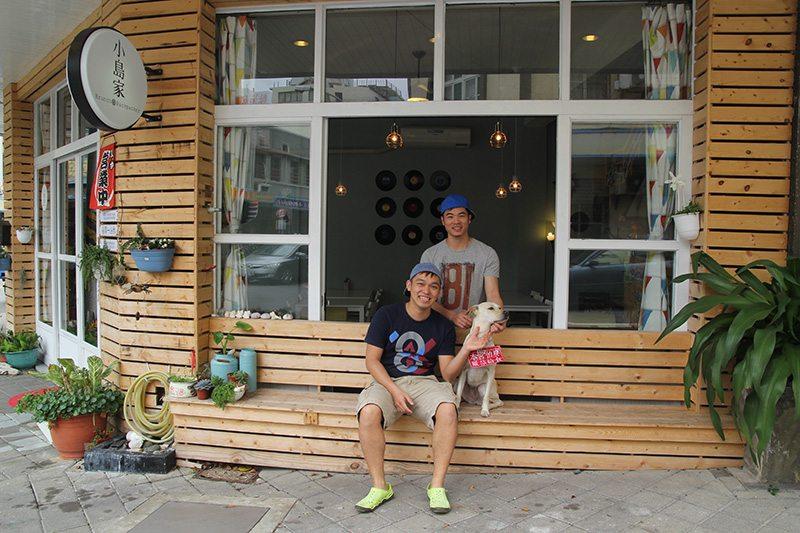 03_「小島家」是由兩個熱愛澎湖的大男生所開設的早午餐店
