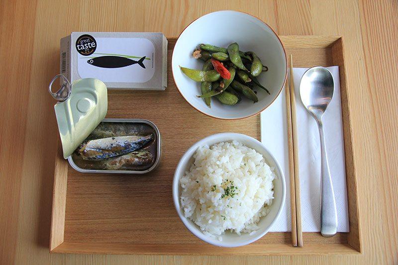 04_VVG Can Play「罐吧」主打品嘗來自各國的海鮮罐頭套餐