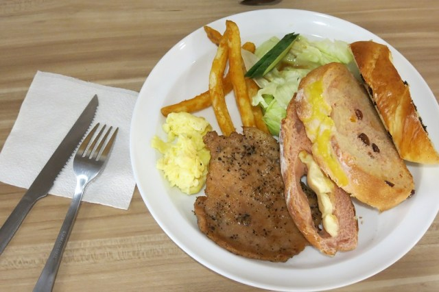 03-伯恩早午餐的招牌餐點